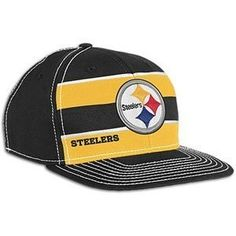 steelers hats i want - anything wide-rim