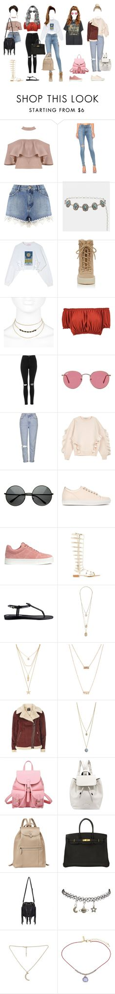 """""""Untitled #379"""" by xxeucliffexx ❤ liked on Polyvore featuring Brandy Melville, Hudson Jeans, Miss Selfridge, Black & Brown London, adidas Originals, River Island, Boohoo, Topshop, Ray-Ban and STELLA McCARTNEY"""