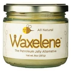 Super Susty Stocking Stuffers!  As chapped skin and lips abound during this time of year, we are offering a non-petroleum alternative for all your skin-hydrating, lip-soothing needs. If you haven't tried this yet, you are in for a real treat (at a great price)!   Waxelene Petrol Jelly Alt (1x9OZ )