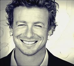The 'wonder from down under' aka Simon Baker. <3