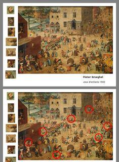 Chateau Moyen Age, Ecole Art, 3 Arts, Oeuvre D'art, Les Oeuvres, City Photo, School, Painting, Crowns