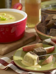 Food Photography – Beer Fondue