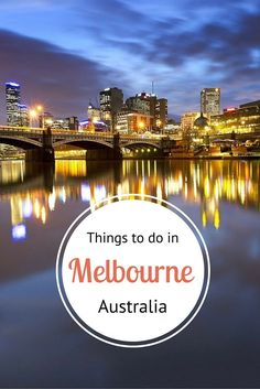 Travel tips - What to do in Melbourne, Australia Needing advice on what to do in Melbourne? We've got the insider travel tips from Melbourne, Australia from a local. Australia Tourism, Australia Travel Guide, Visit Australia, Melbourne Australia, Australia 2017, Western Australia, Travel Advice, Travel Tips, Travel Destinations
