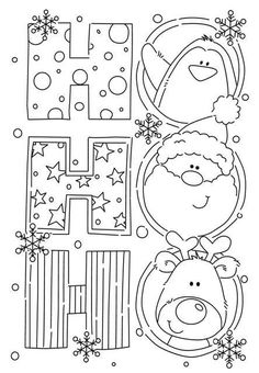Online Shop Santa Claus stamp Clear Stamp for Scrapbooking Transparent Silicone Rubber DIY Photo Album Decor Christmas Colors, Christmas Art, Christmas Decorations, Christmas Ornaments, Xmas, Christmas Donuts, Christmas Clipart, Christmas Ideas, Diy Album Photo
