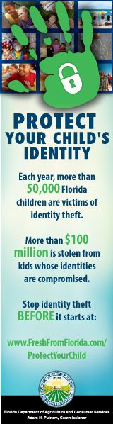 Even Children Need Protection From Identity Theft #ad