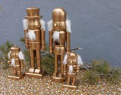 DIY: Fancy Nutcracker Army