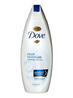 "I swear by this stuff and have been using it for years! Dove Deep Moisture - InStyle Best Beauty Buys 2013 Body Wash Winner Some body washes hang out and leave a ring around the tub while cleaning skin only at the surface. But this glycerin-infused version is bundled with essential oils and ""goes deep to hydrate every layer of the epidermis,"" says New Orleans dermatologist Mary Lupo. $7/24 fl. oz."