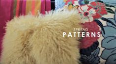 Tips for mixing patterns