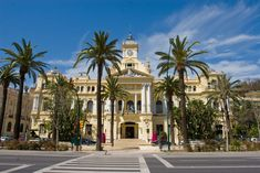Solo travel around Spain: What to do in Malaga - Irma Naan World Malaga Spain, Andalusia Spain, Malaga City, Famous Architects, Natural Park, Most Beautiful Cities, Galveston, Amazing Architecture, Solo Travel