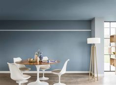 Calming paint shades that help reduce stress - housebeautiful.co.uk