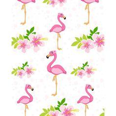 Patrones para Papel de Regalo. #flamingoparty #diseñocreativo #paraeventos… Flamingo Party, Flamingo Decor, Flamingo Birthday, Pink Flamingos, Tropical Party Decorations, Aloha Party, Diy And Crafts, Paper Crafts, Flamingo Pattern