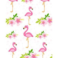 Patrones para Papel de Regalo. #flamingoparty #diseñocreativo #paraeventos…