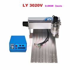 710.00$  Watch here - http://alivx9.worldwells.pw/go.php?t=32773606487 - 800W CNC Router 2030 3 axis CNC Milling Machine for metal wood acrylic