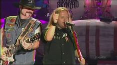 Lynyrd Skynyrd - Gimme Three Steps (HD) Live 2003 Live Red Neck Rock n Roll at its best