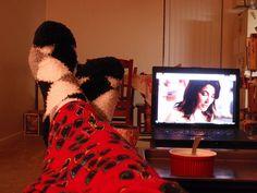 Wednesday Night with Nigella by Rosiecat_LLF, via Flickr