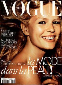 La mode dans la peau! Gefunden in: VOGUE / F, Nr. 959/2015