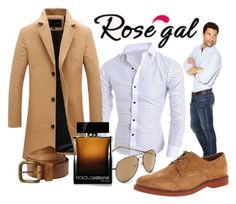 """Man set"" by mercija on Polyvore featuring G.H. Bass & Co., Aéropostale, Dolce&Gabbana, prAna, men's fashion, menswear, manFashion i rosegal"