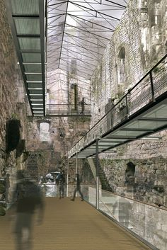 architectural promenade - Google Search