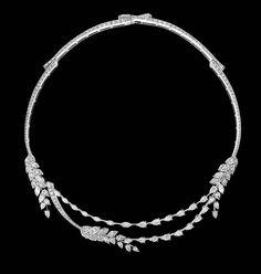 Chanel Joaillerie 2016 collection--Brins de Diamant Necklace
