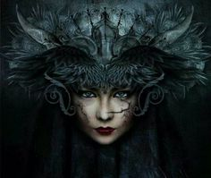 The Dark Lady, The Phantom Queen, The Morrigan