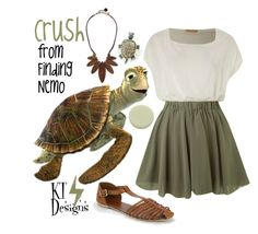 """""""Crush"""" by ktdesigns-1 ❤ liked on Polyvore featuring Cuteberry, Jolie Moi, BDG and Leighton Denny"""