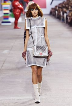 Ready-to-wear - Spring-Summer 2014 - Look 45 - CHANEL