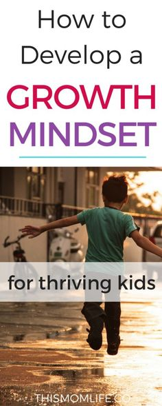 How to Raise a Problem Solving Machine with a Growth Mindset - This Mom Life - Teaching Growth Mindset for kids using my free printable and suggested books. Activities, videos, p - Parenting Goals, Parenting Articles, Gentle Parenting, Parenting Teens, Parenting Humor, Parenting Hacks, Growth Mindset For Kids, Growth Mindset Activities, Toddler Development