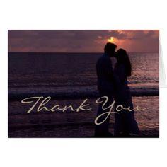 #wedding #thankyoucards - #Wedding Photo Thank You Card Template Custom