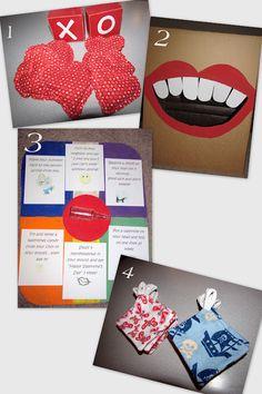 Little Birdie Secrets: valentine kids crafts and party ideas reader submission