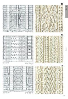 260 Knitting Pattern Book by Hitomi Shida 2016 — Yandex. Knitting Paterns, Cable Knitting, Knitting Charts, Knitting Designs, Free Knitting, Gilet Crochet, Crochet Socks, Free Crochet, Lace Socks