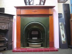 Antique Wood Fireplaces for sale by Britain's Heritage