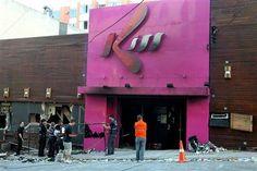 Three held in Brazilian nightclub fire that killed 230 people (AP Photo/Nabor Goulart)