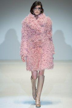 Gucci fashion collection, autumn/winter 2014