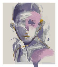 Portrait study, Mateja Petkovic on ArtStation at…