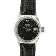 【R's】ロレックスオイスターパーペチュアルデイト6519SS 時計 Watch rolex ¥168000yen 〆05月02日