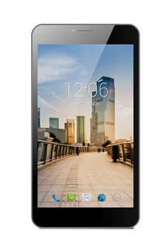 """POSH Mobile Equal S700 7.0"""" Tablet Android Phone GSM Unlocked with 4GB storage Bluetooth 4G HSDPA smartphone 4.4 Kit Kat Dual SIM Dual-Core Black. 7.0"""" LCD Capacitive Touch-panel Display, Small Tablet, 5MP Primary Camera with LED Flash, 1MP Front Camera. Powerful Dual Core 1.3 GHz Mediatek MT 8312 Processor, 512MB RAM, 4GB Internal Memory Micro SD up to 32GB. Enhanced 4G HSDPA+ Network Support - GSM/Edge/4G HSDPA+ 850/1900 - Dual Sim 2600mAh Battery, Micro USB Charger, Micro SIM, 1 Year…"""