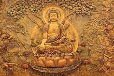 Buddha said that a human rebirth comes from the practice of moral discipline, wealth comes from giving, a beautiful body comes from patience, the fulfillment of spiritual wishes comes from making effort on our Dharma study and practice, inner peace comes from concentration, and liberation comes from wisdom.