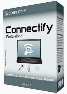Connectify Hotspot 2015 Crack + Serial key For LifeTime Full Download