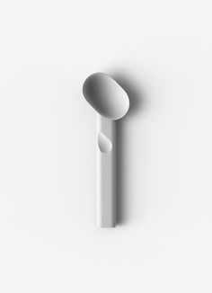 Additive and Subtractive Form_ Junggi Sung Product Design Id Design, 2017 Design, Form Design, Ceramic Spoons, 3d Prints, Decoration Design, Shape And Form, Cuisines Design, Minimal Design