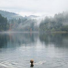 Lake Merwin, Instagram Nathan Williams | Kinfolk