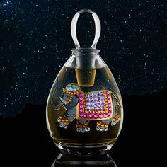 Crystal perfume M.Micallef Elephant #crystal #parfum #niche #fragrances #exceptional