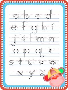 Digitaal schrijfschrift - Leren lezen en schrijven - iOS - betalend