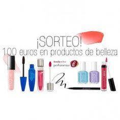 Gana 100 euros para gastarte en #Belleza ^_^ http://www.pintalabios.info/es/sorteos_de_moda/view/es/3773 #ESP #Sorteo #Maquillaje