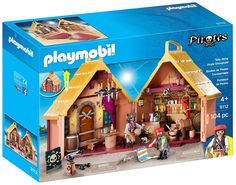 Playmobil Pirates, Playmobil Ghostbusters, Ghostbusters Firehouse, Pirate Treasure Chest, Treasure Maps, Lay Low, Pirate Island, Roman Warriors, Barrel Table