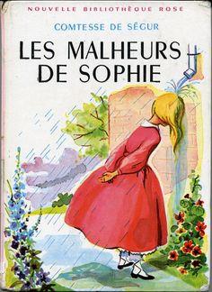 Les malheurs de Sophie, by Comtesse de SEGUR by consus-france, via Flickr