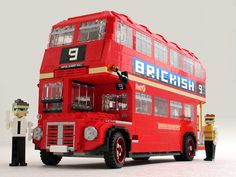 Routemaster (1) by Mad physicist, via Flickr