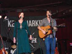 Erika & Peter Sheridan, Keith Harkin Show, 2015