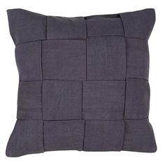Ecom Decorative Pillow Jaipur Grey