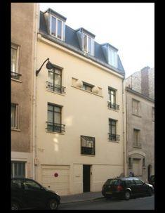 Villa Asselin (1923) 47 rue du Bois de Boulogne Neuilly-sur-Seine  Architecte : Pierre Patout