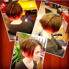 Colors by Pree Silva #circushair #circuspamplona #color #hair